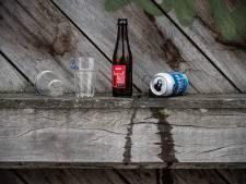Hoe heet het ook wordt: een koud biertje in het Oderkerkpark zit er niet in