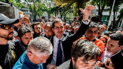 Spanje, Duitsland, Frankrijk en Groot-Brittannië willen Venezolaans interim-president Guaidó erkennen. EU vraagt om nieuwe verkiezingen