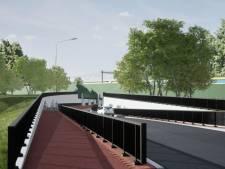 Gejuich over ontwerp spoortunnel Rijksweg-Noord