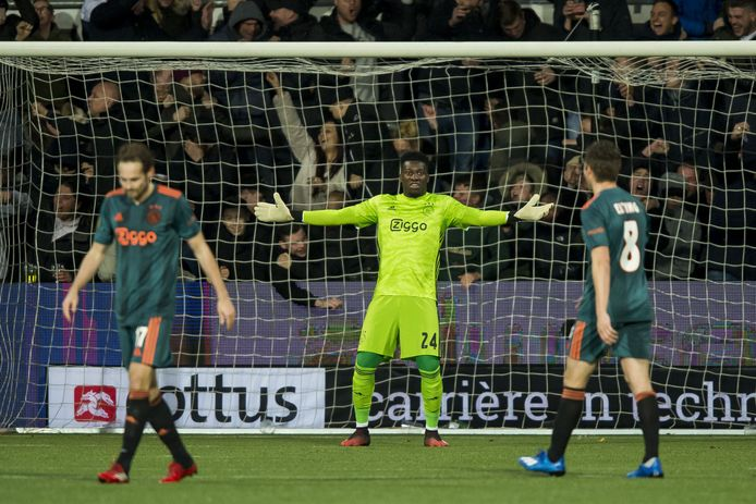 Daley Blind, Andre Onana en Carel Eiting.