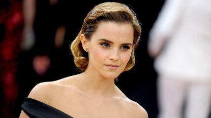 Emma Watson heeft een nieuw Instagramaccount voor een wel heel goede reden