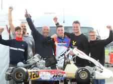 Tukker Slotman vicekampioen op WK karting