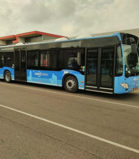 Geen contant geld meer in bussen van Keolis