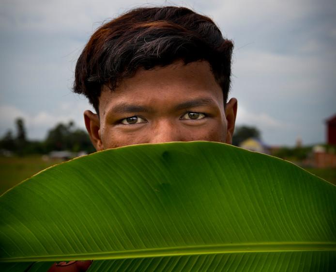 Sokha, nu 16 jaar, werd slachtoffer van een Nederlandse man die regelmatig naar Cambodja afreisde.