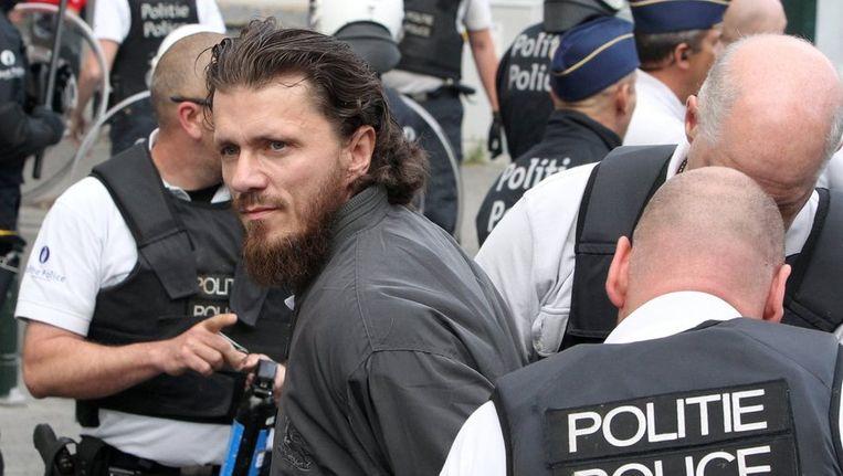 Jean-Louis Denis werd in juni 2012 opgepakt toen hij demonstreerde aan het politiecommissariaat in Molenbeek.