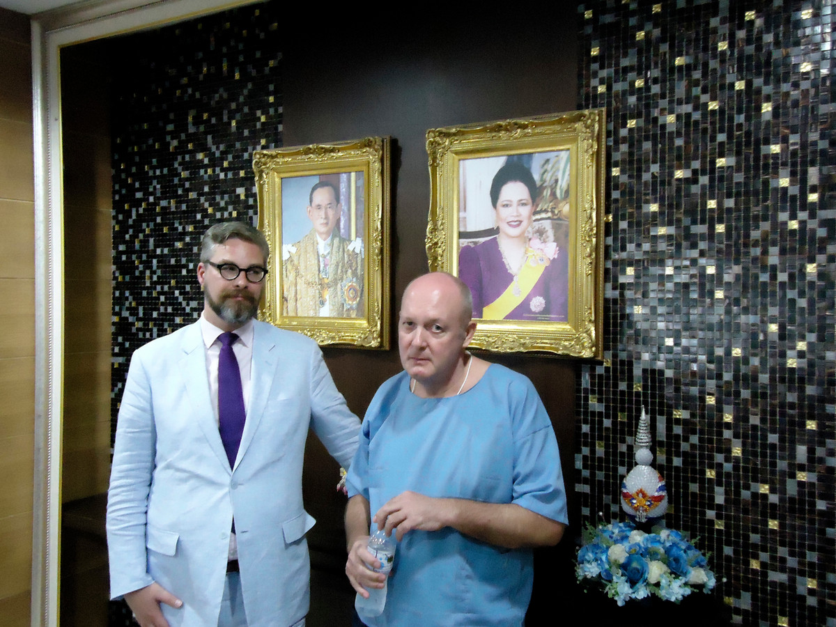 Minister Grapperhaus Gaat Naar Thailand Voor Johan Van