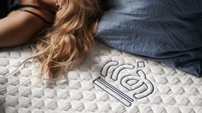 Dit is de eerste matras die volledig hergebruikt kan worden