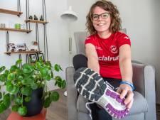 Van hersenwandelingetje naar 555-kilometertocht: Zwolse Marit vraagt aandacht voor depressiviteit