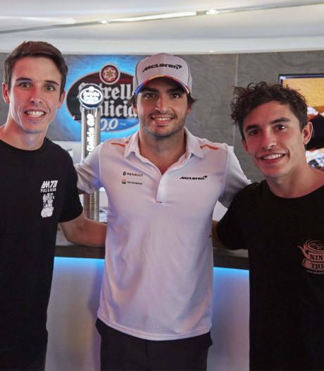MotoGP-kampioen Márquez vreest druk op broer