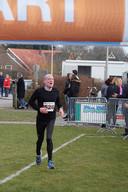 Volkert van der Graaf tijdens een hardloopwedstrijd in Gelselaar (2018)