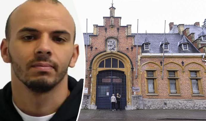 Oualid Sekkaki ontsnapte vorige maand uit de gevangenis van Turnhout.