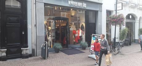 Witteveen failliet, maar Men's Shop in Arnhem niet