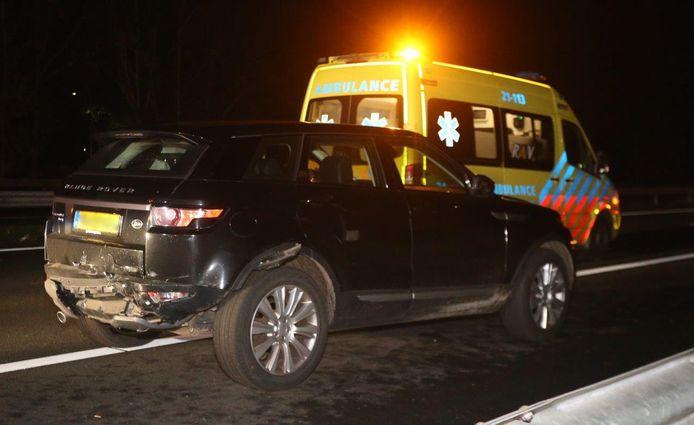 In korte tijd gebeurden er drie ongelukken.