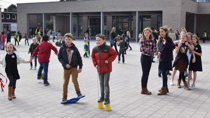 Leerlingen 'Alles Kids' hebben nieuw schoolgebouw