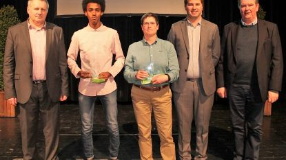 Abdullahi Hussein en Hilde Ervyn winnen sporttrofee