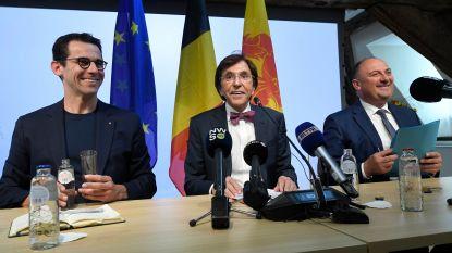 PS, MR en Ecolo hebben regeerakkoord voor Waalse regering en Franse Gemeenschap