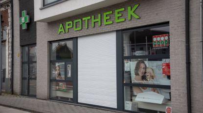 Inbraak in apotheek Vooruit: geld weg, medicijnen blijven onaangeroerd