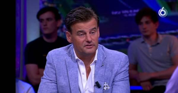 Genee weer aan tafel met Van der Gijp: 'Er zat je wat dwars ...
