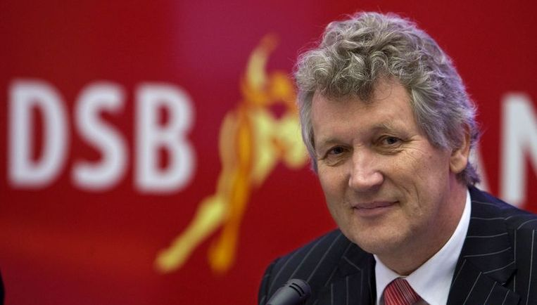 Dirk Scheringa: 'Mensen vertrouwen ons'. Foto GPD Beeld
