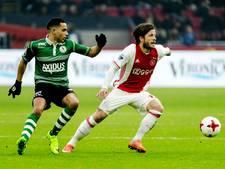 Lasse Schöne twee jaar langer bij Ajax