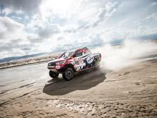 Ten Brinke uit Dakar-rally