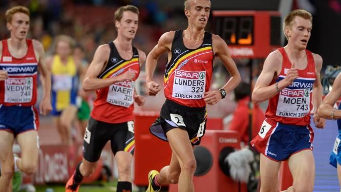 """Mats Lunders Belgisch kampioen 10.000m: """"Deze titel doet me enorm veel deugd"""""""
