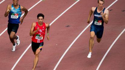 """Jonathan Sacoor duikt ruim onder persoonlijk record op 200m: """"Met wat ritme kan ik sub 21"""""""