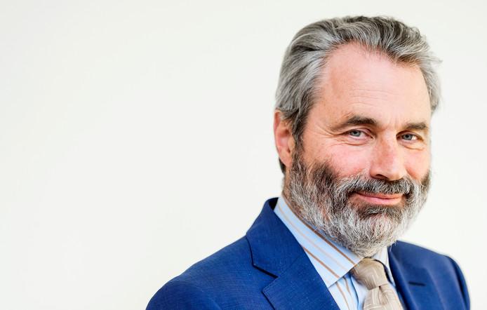 Herman Ram, directeur van de Nederlandse Dopingautoriteit.