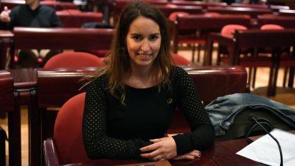 """CD&V verjongt met Liesbeth Vandermeeren (28) als fractievoorzitter: """"Op zijn Liesbeths: creatief en lief"""""""