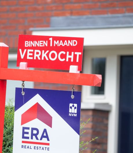 Huizen wéér duurder, maar gaan toch als warme broodjes