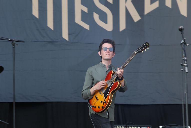 Ook Milo Meskens staat in mei op het podium van de Weerdse Bierfeesten.
