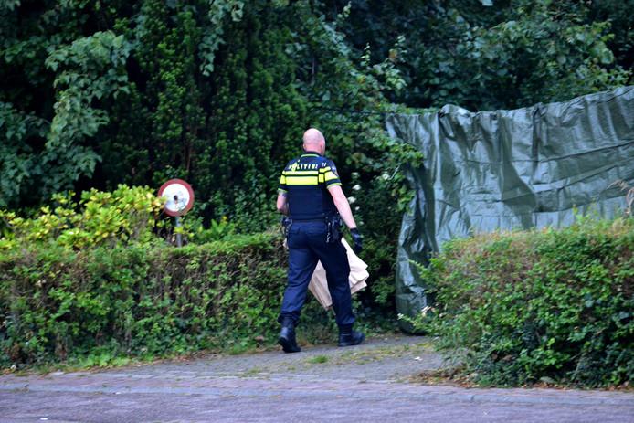 Dode gevonden naast woning aan Bredaseweg in Chaam