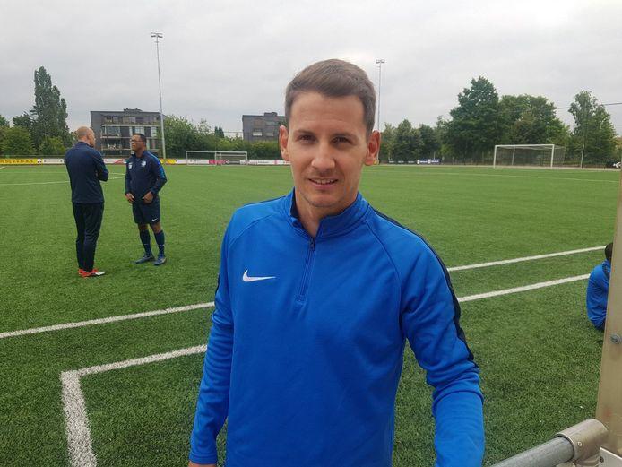 Joey Sleegers is terug in Eindhoven.