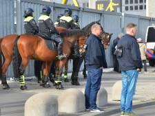 Politie houdt opnieuw twee mannen aan voor rellen NAC-Willem II, teller staat nu op 20