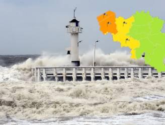 KMI waarschuwt voor storm Odette: windstoten tot 130 km/u verwacht
