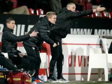 NEC-trainer Gesthuizen geniet na van historische 7-1 overwinning: 'Ik had het gevoel: wat gebeurt hier?'