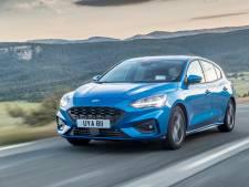 Ford Focus beschermt vering tegen gaten in de weg