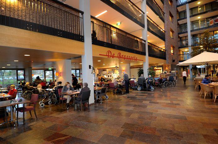 Zorgcentrum Ter Reede in Vlissingen.