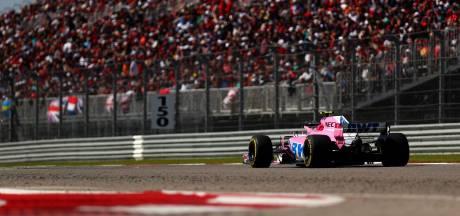 Twee coureurs uit uitslag F1-race geschrapt na diskwalificatie