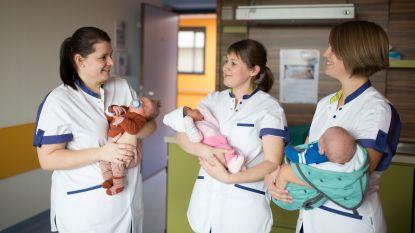 Babyboom in Heusden-Zolder: 111 baby's in juli in Sint-Franciscusziekenhuis
