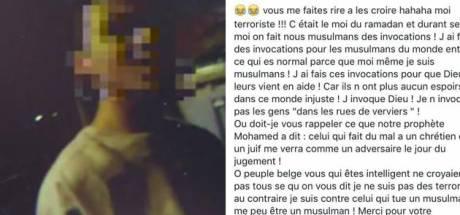 """Le fils de l'imam s'explique sur Facebook: """"Moi, un terroriste?!"""""""