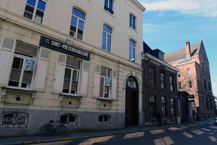 Het Sint-Pieterscollege in Leuven bestaat bijna 130 jaar.