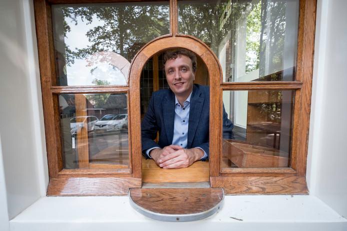 Alex van Hooff, directeur van Burgers' Zoo.