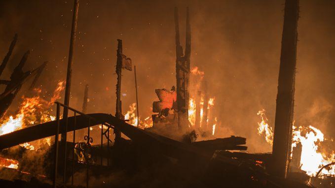 Dodentol bosbranden Californië loopt op tot 38
