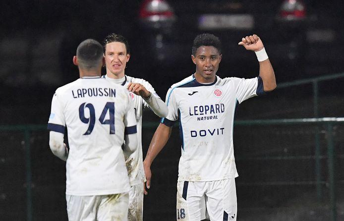 Lucas Ribeiro Costa quitte Virton pour Charleroi.