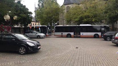 Chaos door tijdelijk verplaatste terminus dit weekend voorbij? MIVB en gemeente spreken elkaar tegen