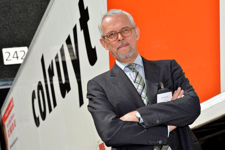 Jef Colruyt deed de uitspraak vandaag op de algemene vergadering van de supermarktketen.