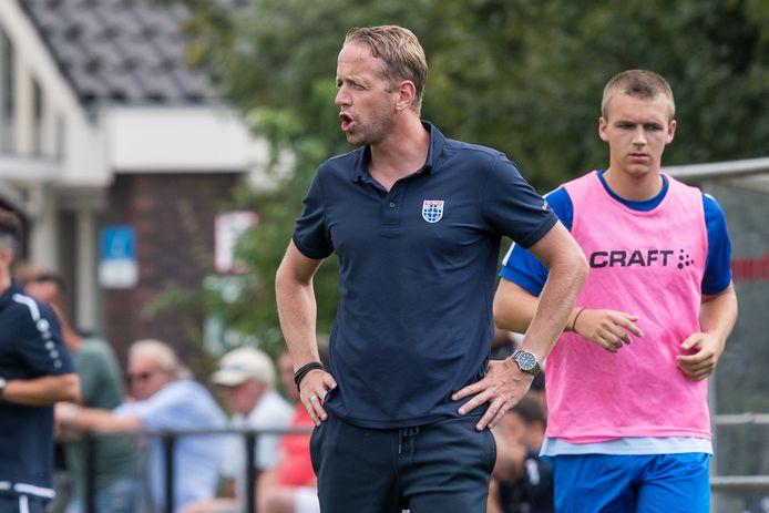 Mark Looms krijgt komend seizoen naar alle waarschijnlijkheid PEC Zwolle O17 onder zijn hoede.