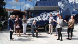Vernieuwd bezoekerscentrum Jules Destrooper weer open op reservatie