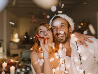 """Zo vieren Vlamingen kerst, volgens Sara Leemans: """"Met haar pinterestboard in aanslag bestelt ze het nodige online bij Bol"""""""